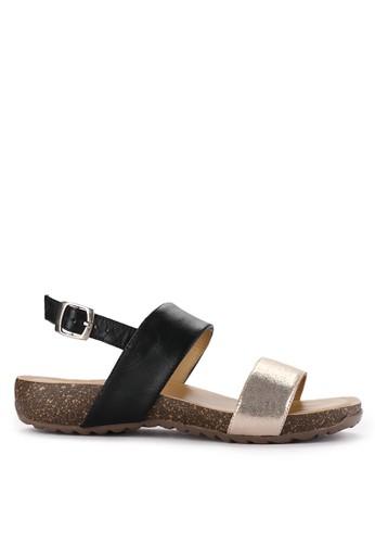 ELLE black Ladies Shoes 30108Za 03EF4SH9E63E8DGS_1