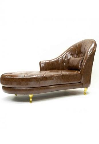 Choice Furniture brown Choice Furniture - Bevon Lounge Bench 7986CHLBE02F95GS_1