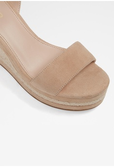 c113c3f3b 28% OFF ALDO Laledith Wedge Heels Php 4,295.00 NOW Php 3,100.00 Sizes 6 6.5  7.5 8.5