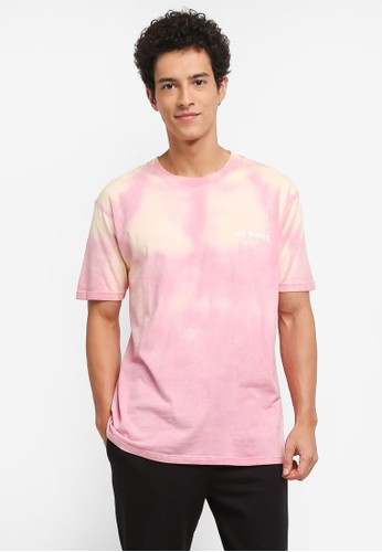 Factorie pink and multi The 2 Way Tee B3C76AA49AF7C7GS_1