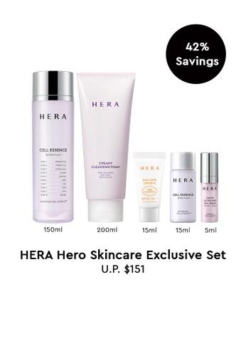 Hera [Zalora Exclusive] HERA Hero Skincare Exclusive Set DECD0BE19AA06DGS_1