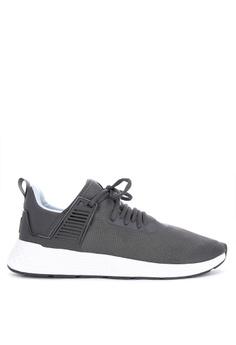 582eaf9dd64b Puma grey Insurge Mesh Lifestyle Sneakers F7591SH287A240GS 1