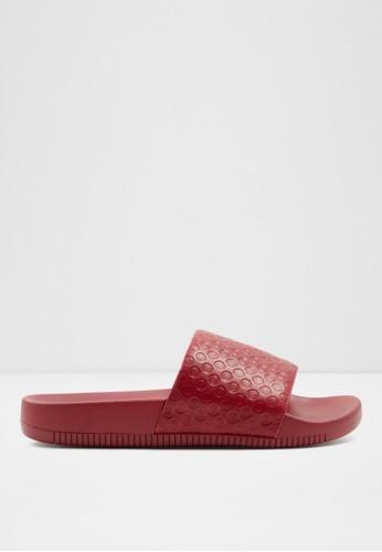 ALDO red ALDO Astireria Sandals B4C49SH6A7B079GS_1