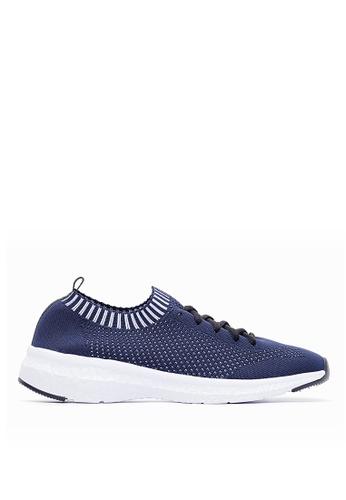 Life8 blue Lightweight sport shose-09713-Blue LI286SH0SFJBMY_1