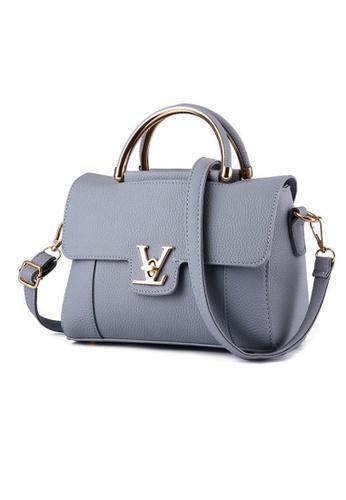 TCWK grey Ladies Sling Bag TC258AC30LOBMY_1