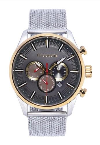 Crocodile Timepiece silver Crocodile CM-007C41E Jam Tangan Pria 23C2BAC52D95B8GS_1