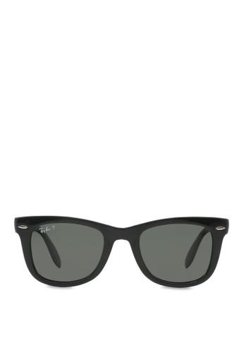 Wayfazalora 包包 pttrer Folding Classic 太陽眼鏡, 飾品配件, 方框