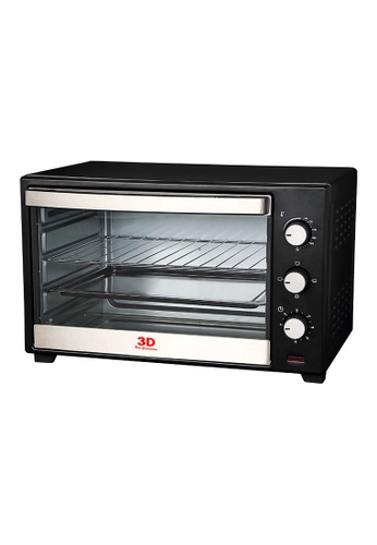 3D n/a Electric Oven with Convection 16L B6590ES9B1AE69GS_1