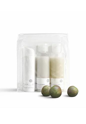 Rohaseed Rohaseed 籽曰 - Tea Seed Hair & Body Wash Travel Set 茶籽洗髪及沐浴旅行套裝 D2DA7BE2FE03D2GS_1