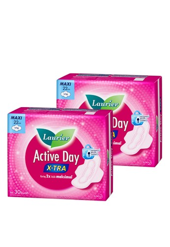 LAURIER n/a Laurier Active Day Super Maxi Wing 30S Twinpack 50C4DESA3DDC23GS_1