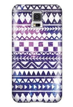 Aztec Matte Hard Case for Samsung Galaxy S5