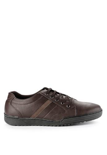 Rocklander brown Rocklander Sneakers RO753SH0UU96ID_1
