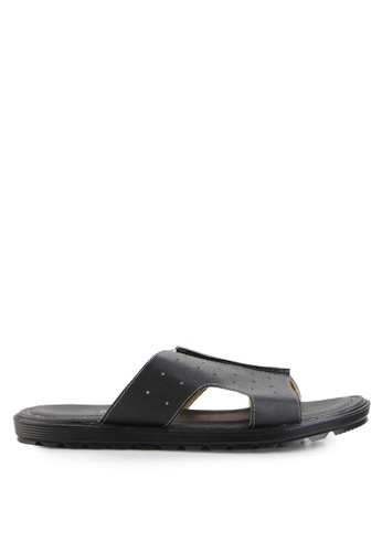 MARC & STUART Shoes black Sandal Nemo 2 MA456SH0UOR3ID_1