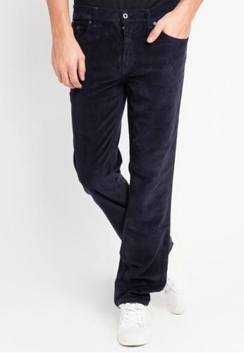 EDWIN navy Long Jeans Pants 505-Cdr ED179AA0URI7ID_1