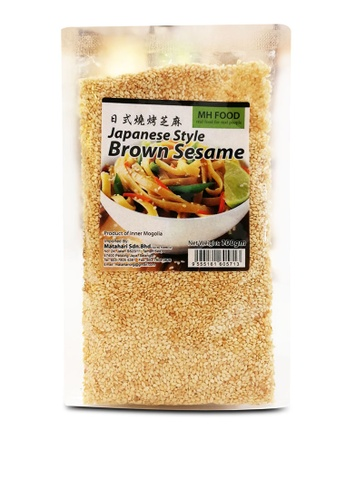 Andes Haven 【MH Food】日本烧烤芝麻 Japanese Style Brown Sesame - 100gm 24C0CES1F7636DGS_1