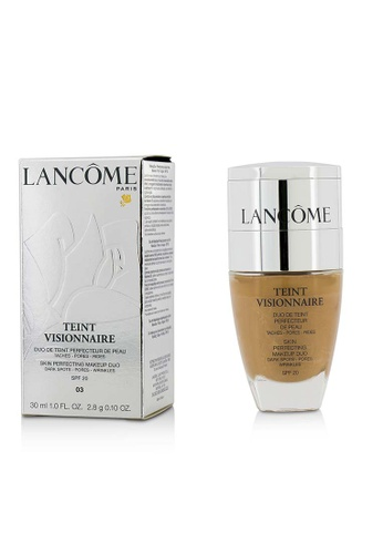 Lancome LANCOME - Teint Visionnaire Skin Perfecting Make Up Duo SPF 20 - # 03 Beige Diaphane 30ml+2.8g AEE7EBE1D95627GS_1