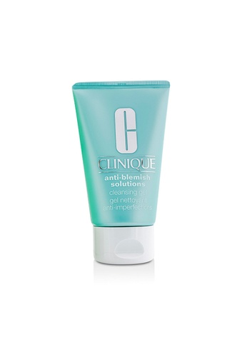 Clinique CLINIQUE - Anti-Blemish Solutions Cleansing Gel 125ml/4.2oz 10565BE1F83F34GS_1