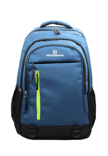 Neckermann blue Neckermann Backpack Series 0126 07510ACA5574B0GS_1