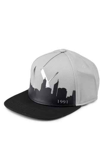 Buy Armani Exchange Landscape Cap Online on ZALORA Singapore 2b0a340c133