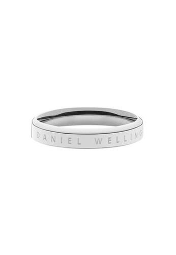 Daniel Wellington silver Classic Ring Silver 52 C796CAC0FC70CDGS_1