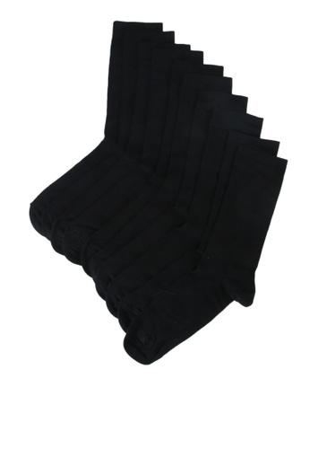 Resteröds black 5-Pack Bamboo Socks 008B4AA28563D8GS_1