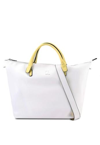 Keddo white Rusanti Tote Bag ED112AC37043C5GS_1