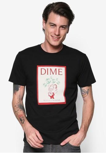 Dime 圖文設計TEE, esprit hk office服飾, T恤