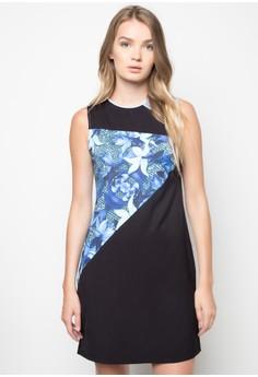 Donald S/L Dress