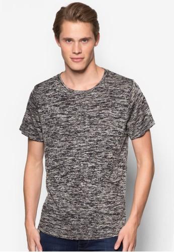 混色針織TEE, 服飾,esprit服飾 T恤