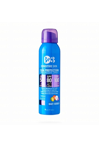 Be3 blue Be3 Sun Protection Progressive Spray SPF 50/80/100 (Sensitive Skin) - 90ml C9479BEC0BF3F6GS_1