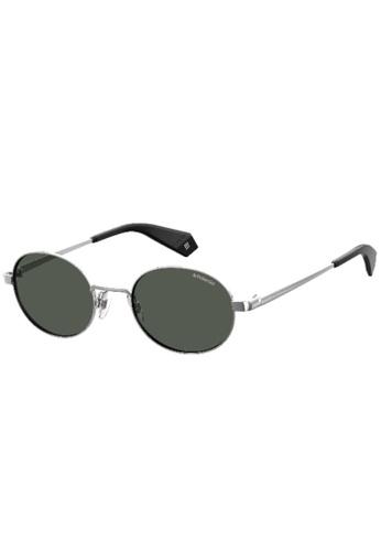 Polaroid PLD 6066/S Sunglasses 1BA3DGLCA9E9B4GS_1