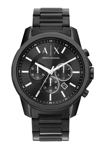 Armani Exchange black Watch AX1722 D3886AC737B033GS_1