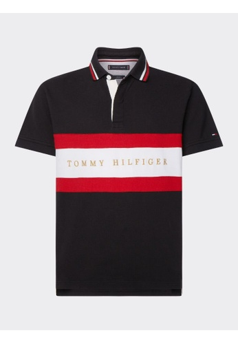 Tommy Hilfiger ICONIC REGULAR FIT POLO 5EC98AA56CFD46GS_1