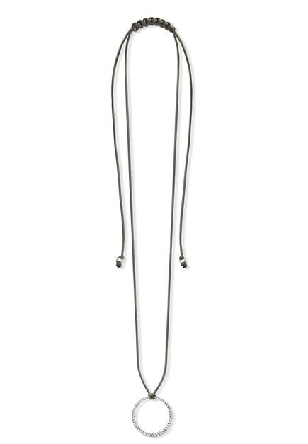 Buy Thomas Sabo Charm Necklace Circle Large Online Zalora Malaysia