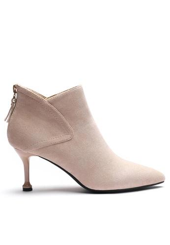 Twenty Eight Shoes Synthetic Suede Ankle Boots 2019-2 1D9C5SH62BBC21GS_1