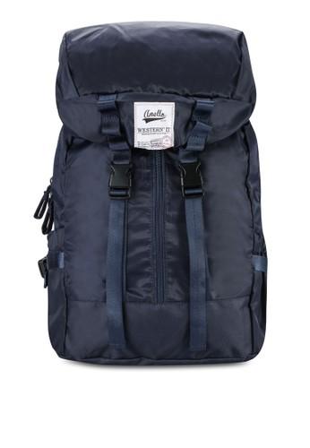 雙扣環翻蓋後背包、 包、 包Anello雙扣環翻蓋後背包最新折價