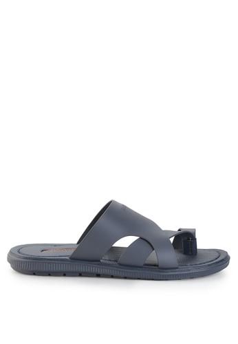 Watchout! Shoes navy Sandal Thongs WA021SH0V7XZID_1