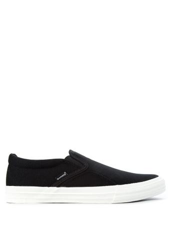 Sonnix black Ackbar Q217 Sneaker Shoes SO490SH03WBCPH_1