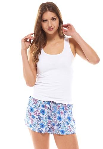 花瓣短睡褲, 服飾esprit地址, 睡褲