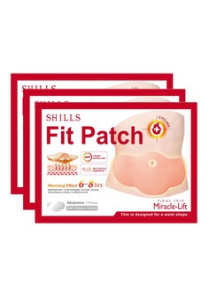 Fit Patch (3pcs)