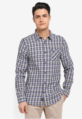 Jack Wills multi Salcombe Lw Flannel Check Shirt 6267AAA1AC5CCBGS_1