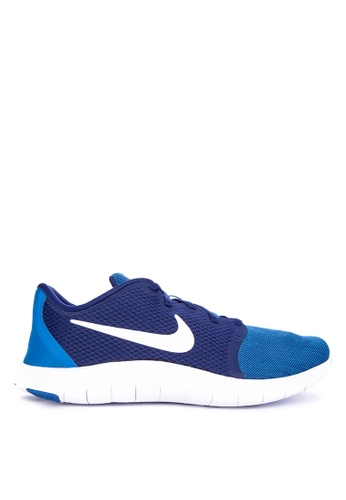 Nike blue Nike Flex Contact 2 Shoes 2E8B8SHF773411GS_1