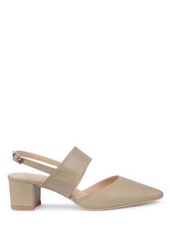 CLAYMORE beige Sepatu Claymore MZ - 1736 Cream CD2ADSH9B4C5DFGS_1