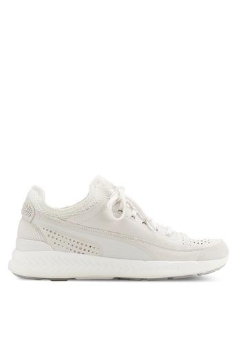 Puma white IGNITE Sock Shoes PU440SH75ITWSG_1