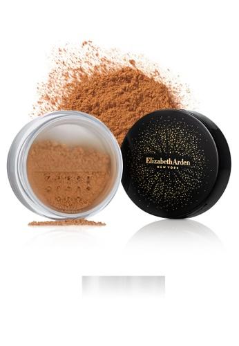 Elizabeth Arden brown High Performance Blurring Loose Powder Medium Deep 04 44F9BBE63399AEGS_1