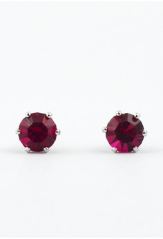 Lucky Birthstone Earrings- July