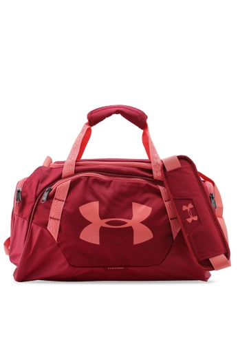 48a449b3a Under Armour red Undeniable 3.0 Extra Small Duffle Bag 91EE0AC7C5FBEFGS_1
