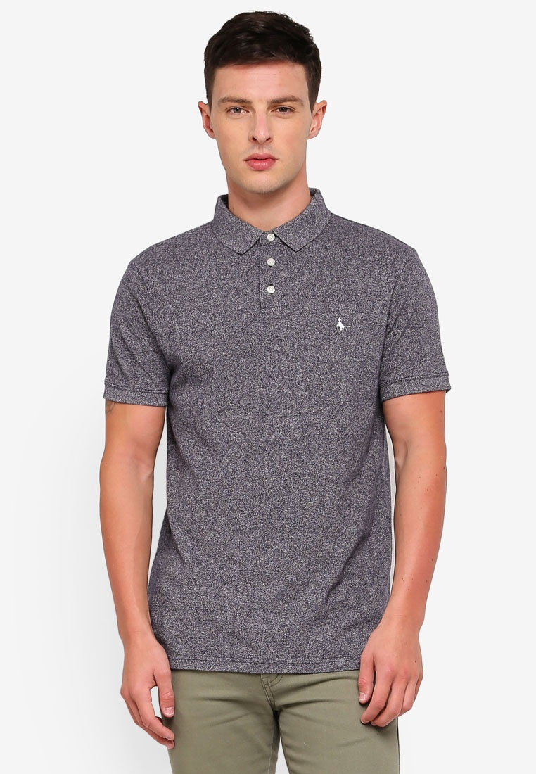 Jaspe Navy Wills Polo Pique Langold Jack 8wdq7