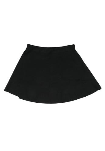FOX Kids & Baby black Monochrome Mini Skirt 8E1A5KA2739F01GS_1