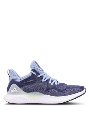 adidas blue adidas alphabounce beyond w AD372SH0SUO4MY_1